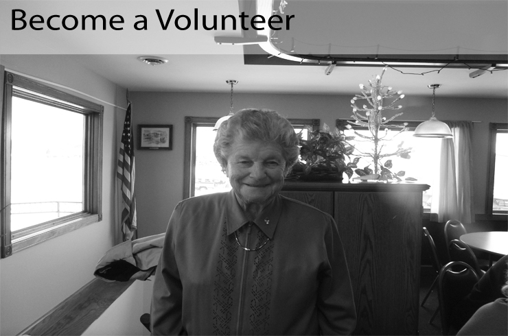 Become a Volunteer Drivers