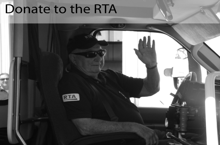 Donate to the RTA